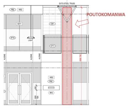 poutokomanawa-1 Enhance The New Library and Health Hub Entrance!