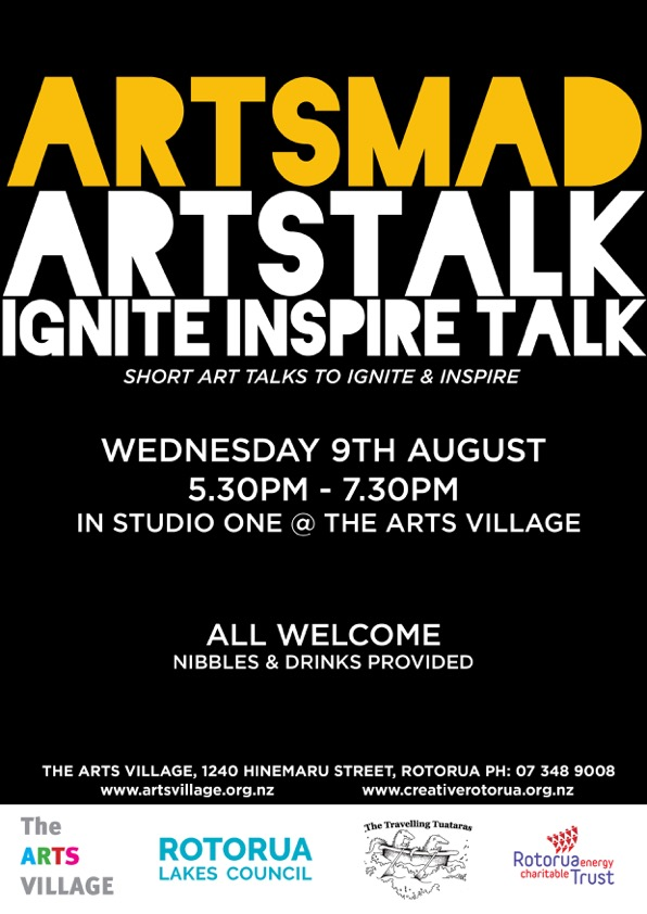 ArtsMAD-poster-August-9 ArtsMAD - 9th August