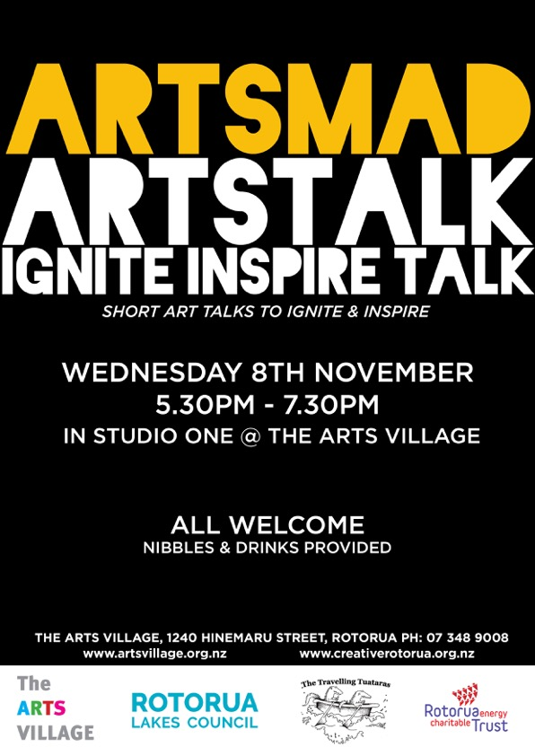 ArtsMAD-poster-Nov-8 ArtsMAD - 8th November