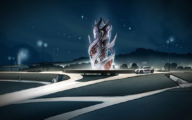 Sculpture-night-800x500 Hemo Gorge Gateway Sculpture