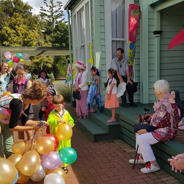 creative-rotorua-childrens-arthouse-open-day The Children's Art House