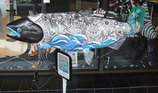 creative-rotorua-fish-out-of-water-1 Fish Out Of Water - Calling for entries!