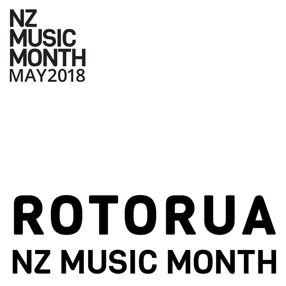 NZ Music Month events in Rotorua
