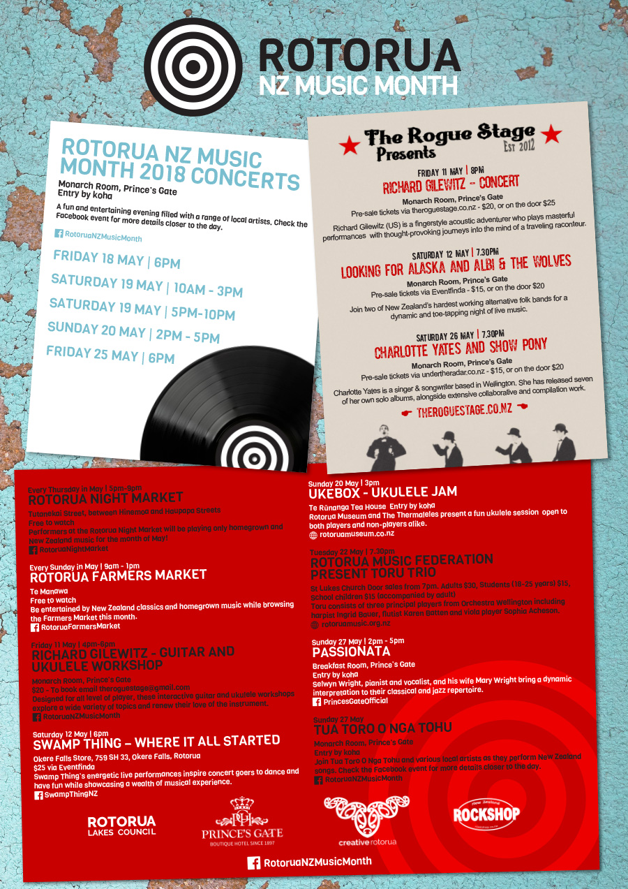 Music Month Poster