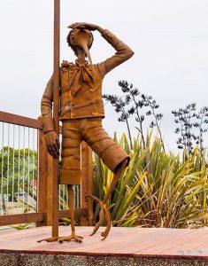 Kiwi-Boy-by-local-sculptor-Jamie-Pickernell-235x300 The Kiwi Boy Experience