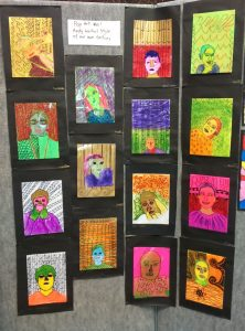Kaharoa-School-Art-Week-2018.-Pop-Art-Me-Display-222x300 Local arts initiatives receive more than $27,000 funding