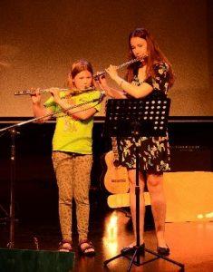 Rotorua-Music-School-Concert-2020-Clarinet-Duo.-Photo-by-Riley-Claxton-235x300 $52,000 funding available for Rotorua arts initiatives